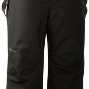 Bergans Toppahousut Storm Insulated Kids Black