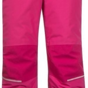 Bergans Toppahousut Storm Insulated Kids Hot Pink/Cerise