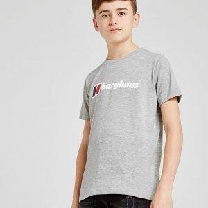Berghaus Logo T-Shirt Harmaa