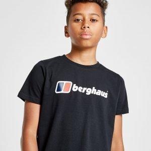 Berghaus Logo T-Shirt Musta