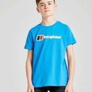 Berghaus Logo T-Shirt Sininen
