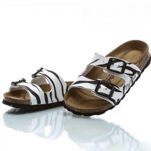 Betula Boogie Sandaalit Valkoinen / Musta