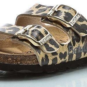 Betula Sandaalit Boggie BF Soft Leopardi