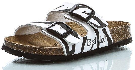 Betula Sandaalit Boogie BF Soft Seepra
