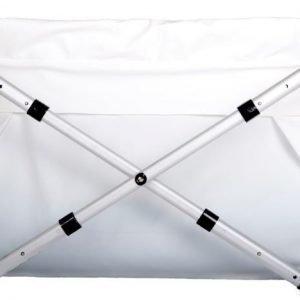BiBaBath Flexi 60-80 cm Valkoinen