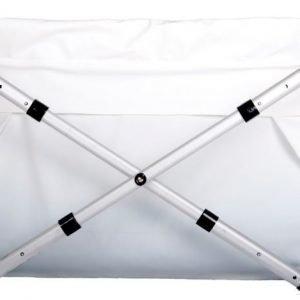 BiBaBath Flexi 70-90 cm Valkoinen