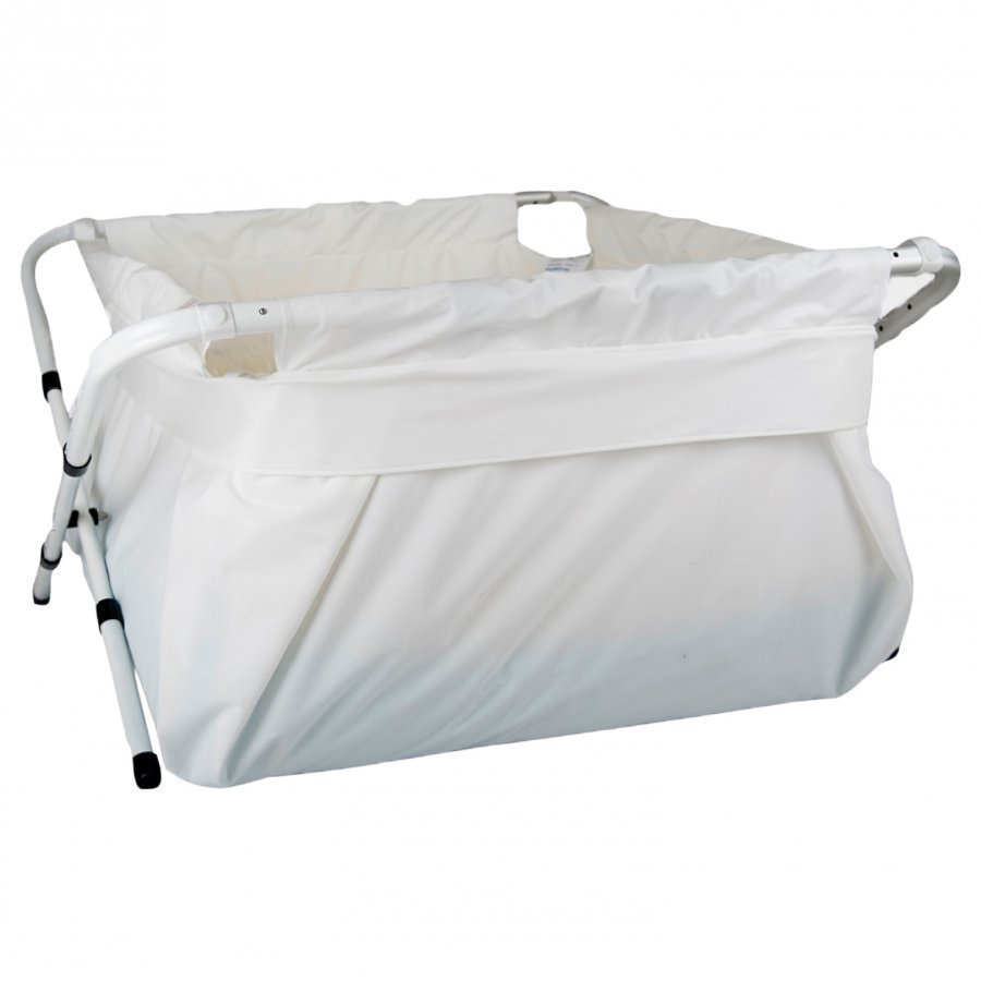 Bibabad Portable Bath Xl White/White Kylpyamme