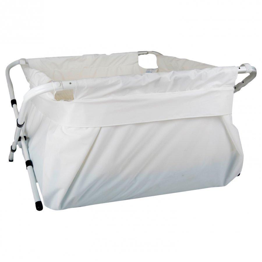 Bibabad Portable Bath Xxl White/White Kylpyamme