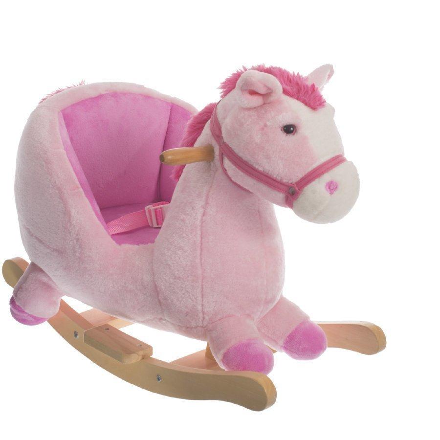 Bieco Keinuhevonen Pink Lady