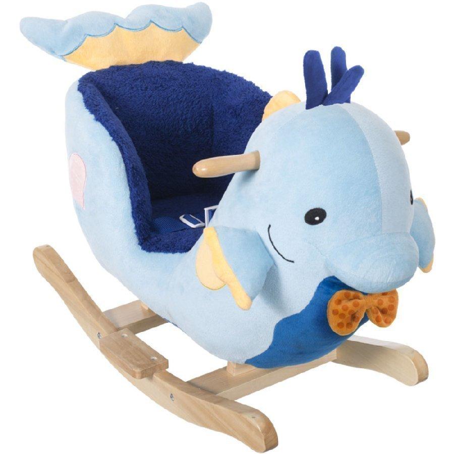 Bieco Pieni Keinueläin Delfiini