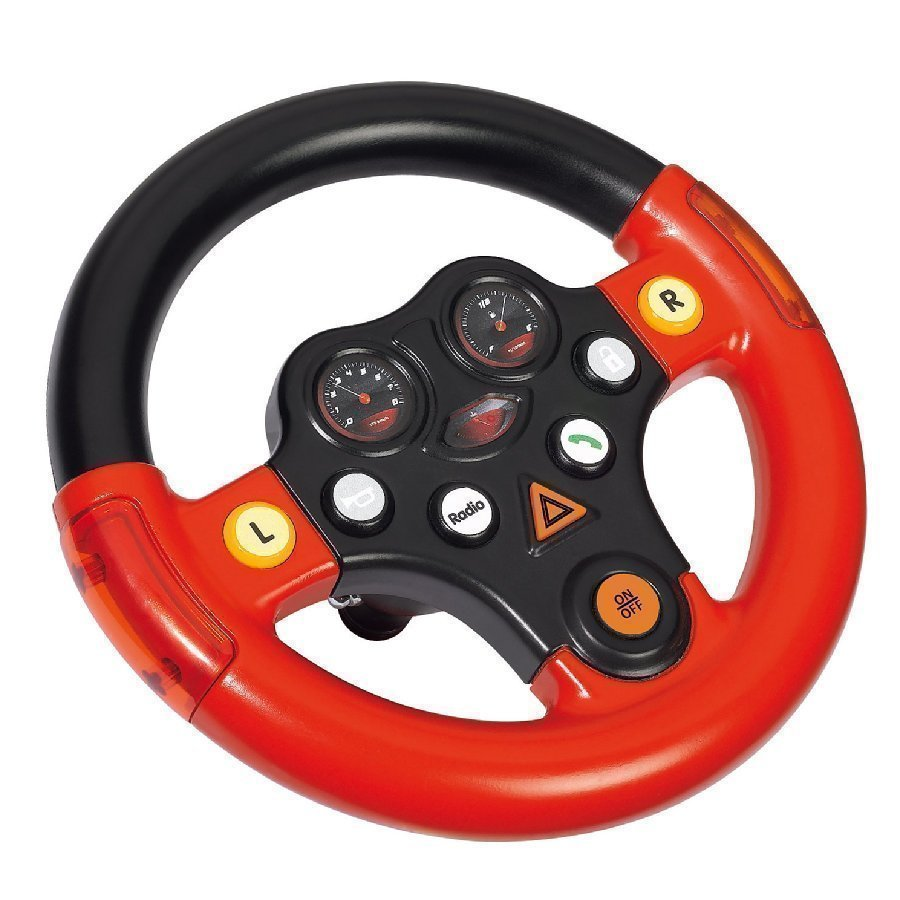 Big Bobby Car Multi Sound Wheel Ratti 56459