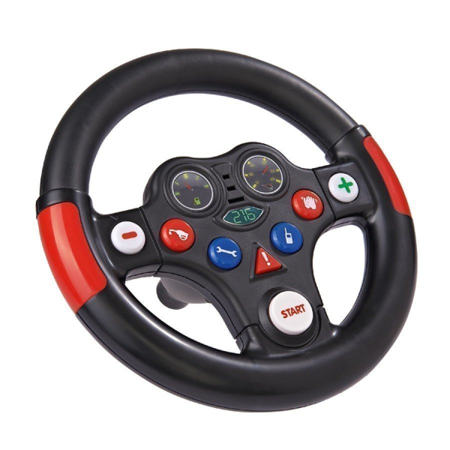 Big Bobby Car Ratti Racing Sound Wheel