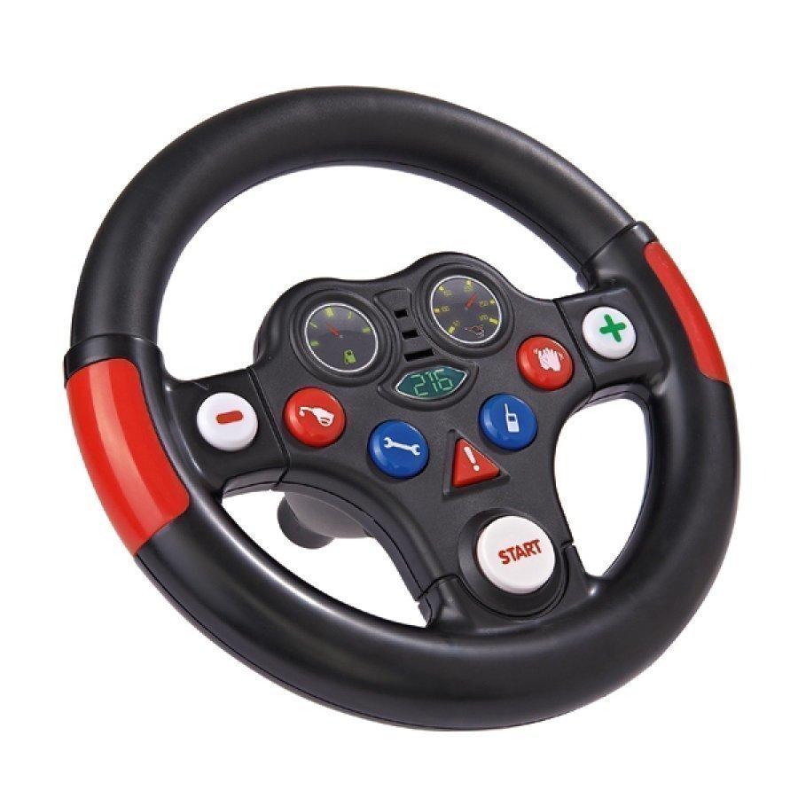 Big Bobby Car Ratti Racing Sound Wheel