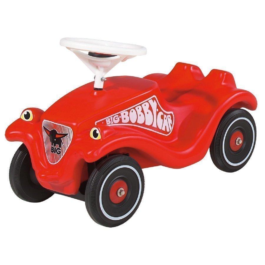 Big Potkuauto Bobby Car Classic Punainen