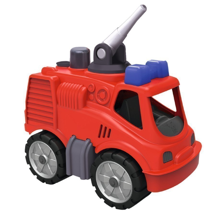 Big Power Worker Mini Fire Truck