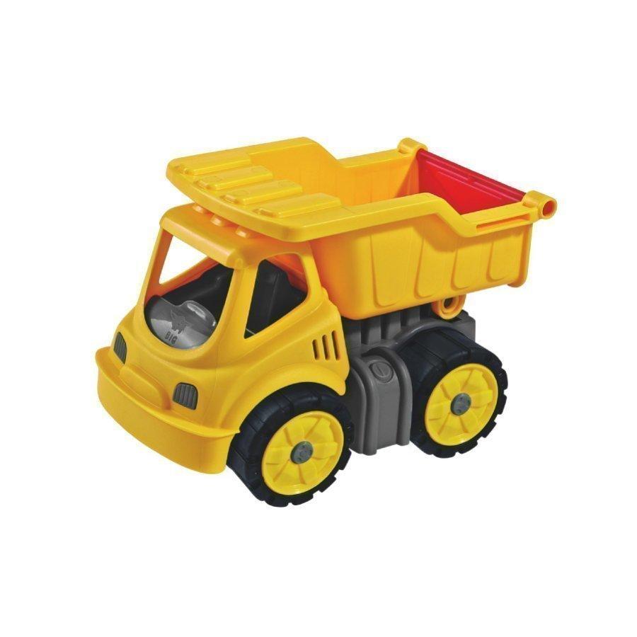 Big Power Worker Mini Kippiauto