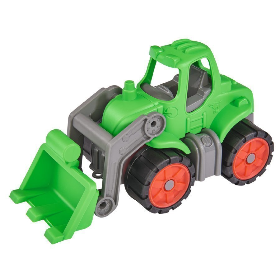 Big Power Worker Mini Traktor