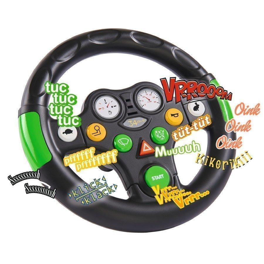 Big Traktor Sound Wheel Ratti