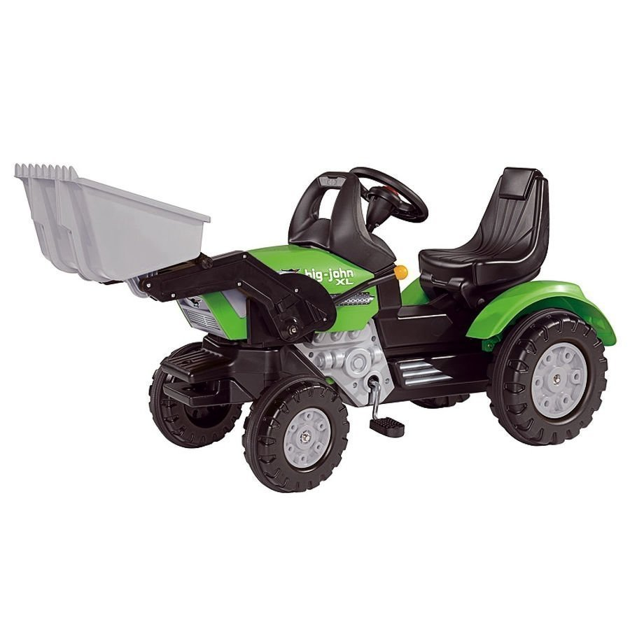 Big Traktori John Xl Loader