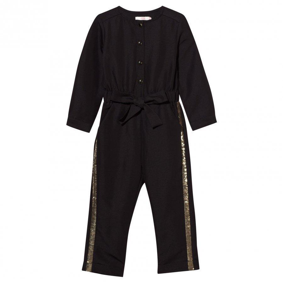 Billieblush Jumpsuit Black Potkupuku