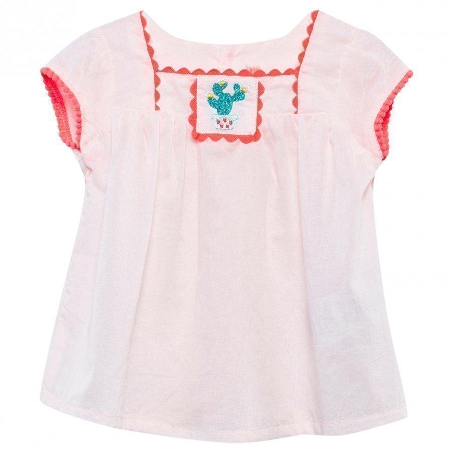 Billieblush Paita Vaaleanpunainen T-Paita