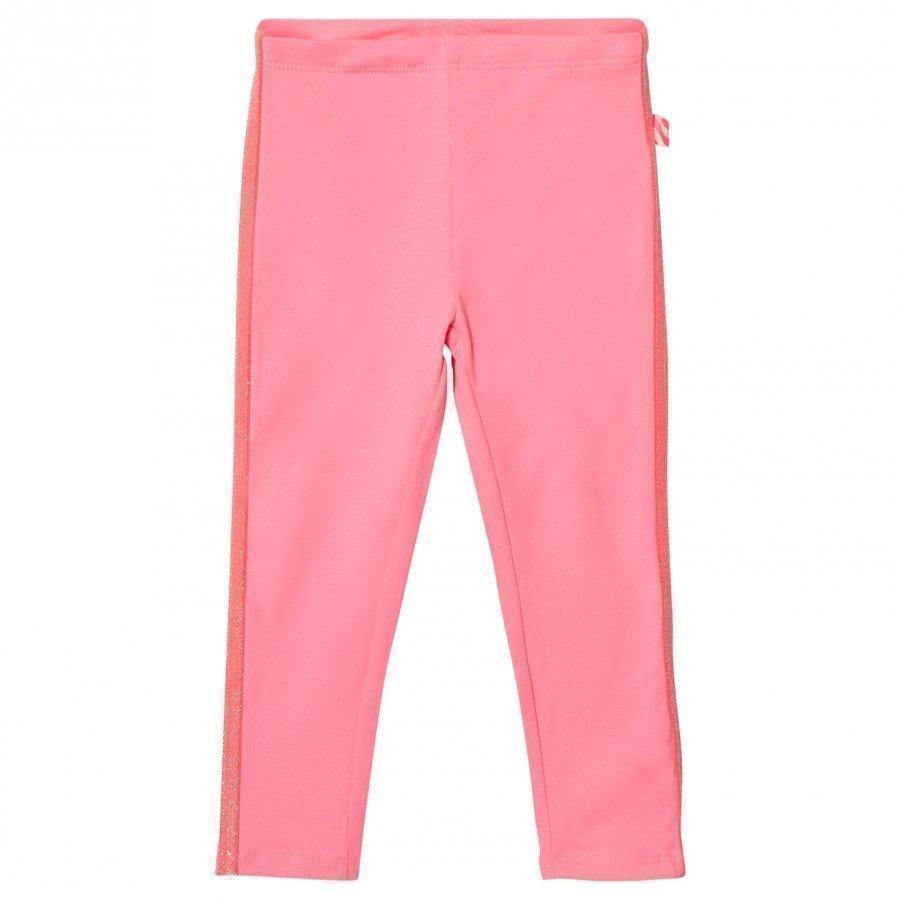 Billieblush Pink Glitter Detail Leggings Legginsit