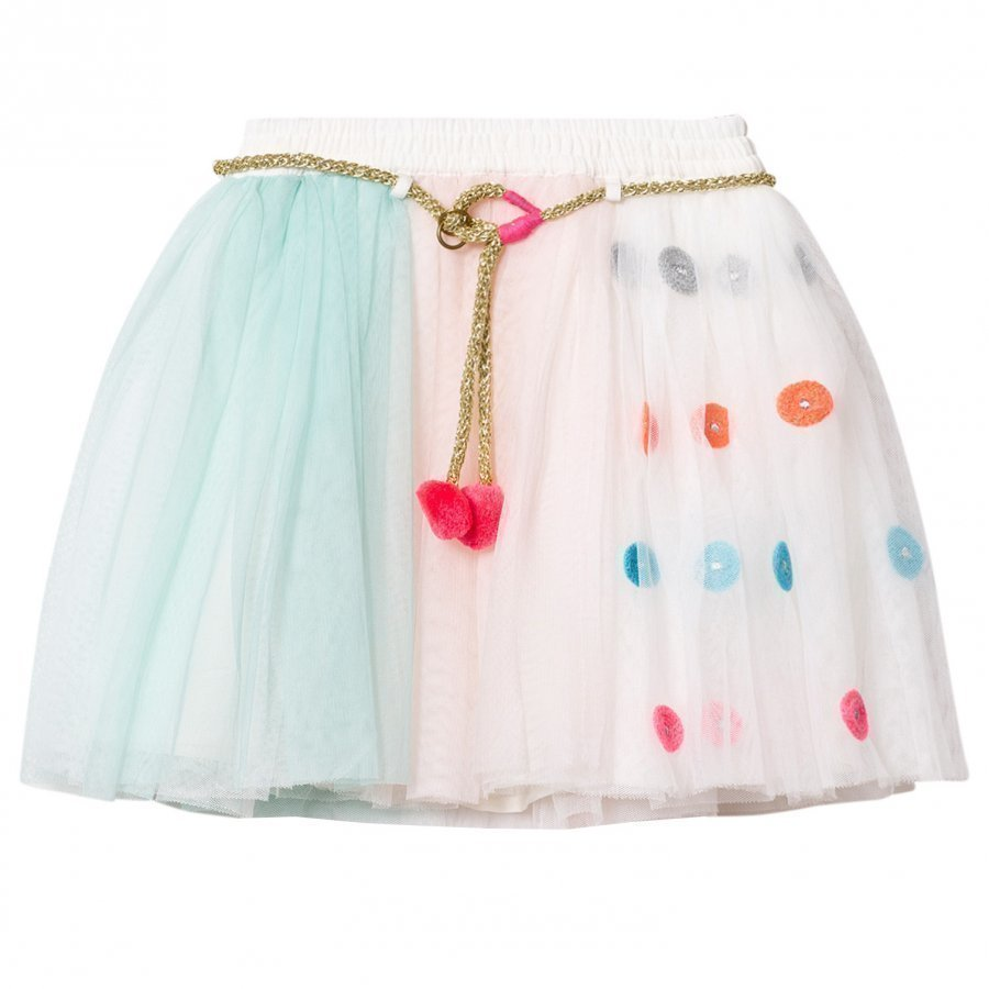 Billieblush Pink Mint And White Tutu Tyllihame