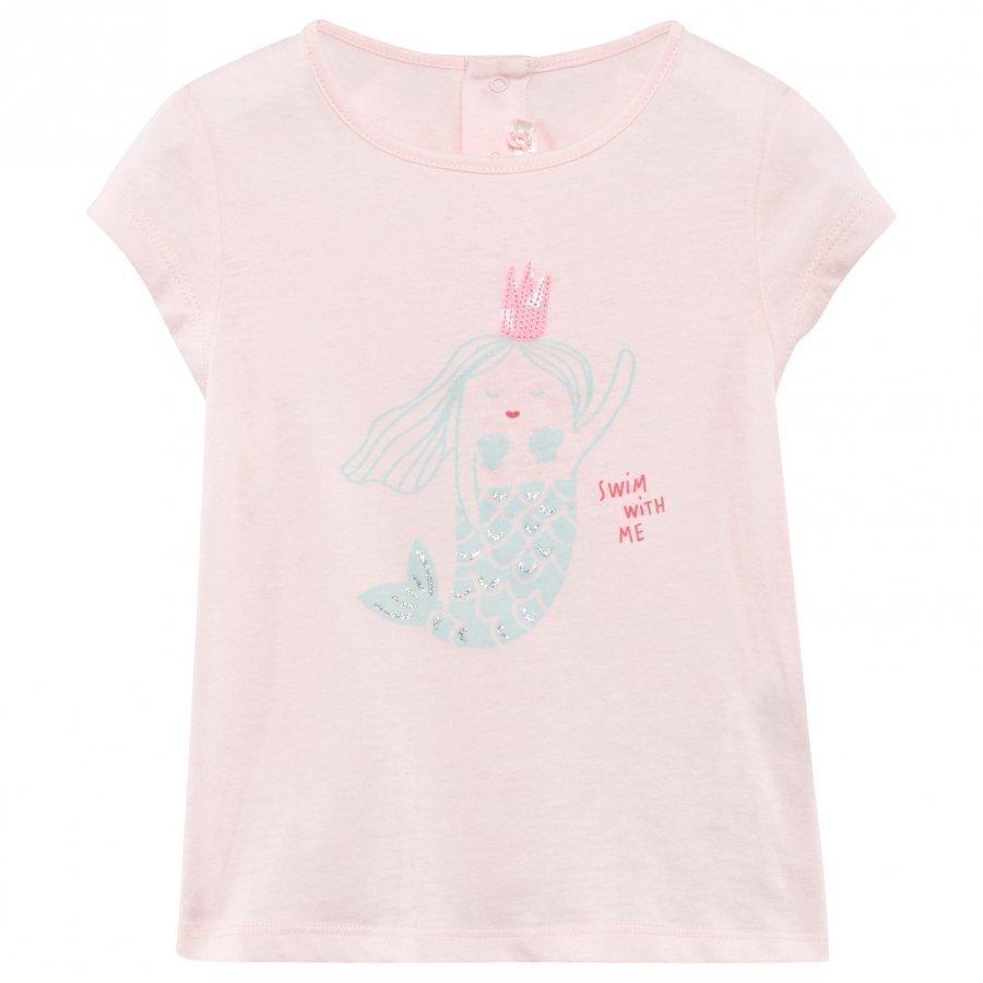 Billieblush T-Paita Vaaleanpunainen T-Paita