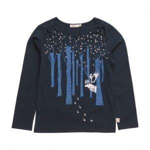 Billieblush T-Shirt+Cropped Top