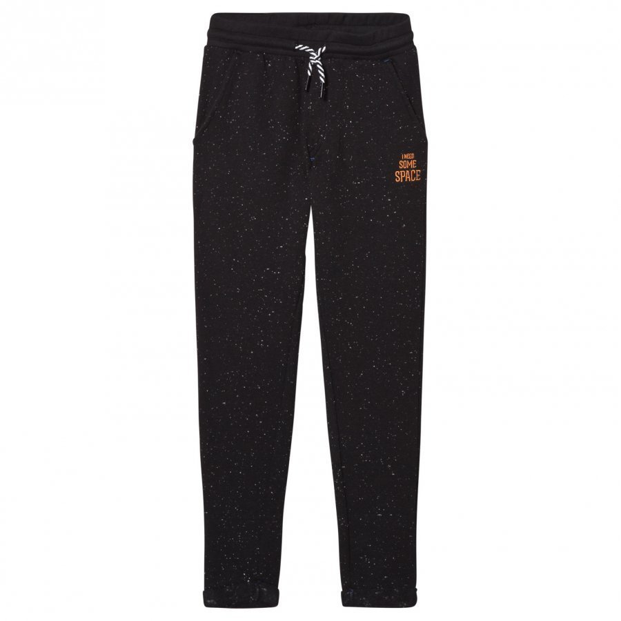 Billybandit Black Fleece Sweat Pants Verryttelyhousut