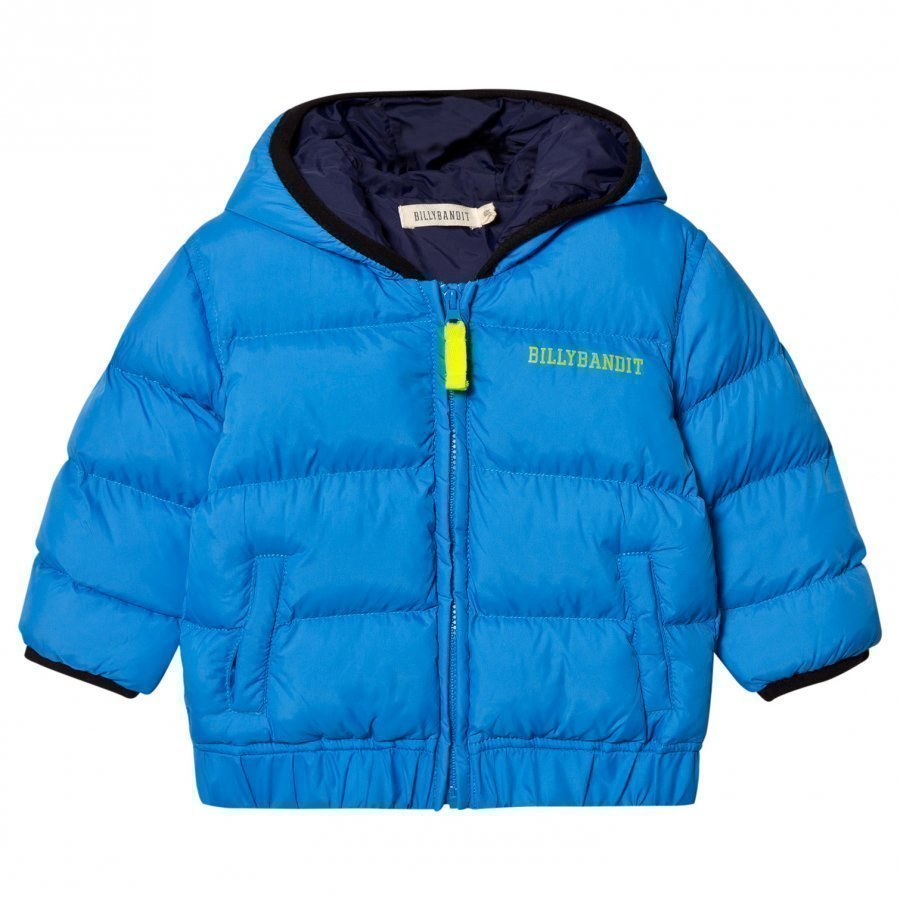 Billybandit Blue Padded Coat Toppatakki