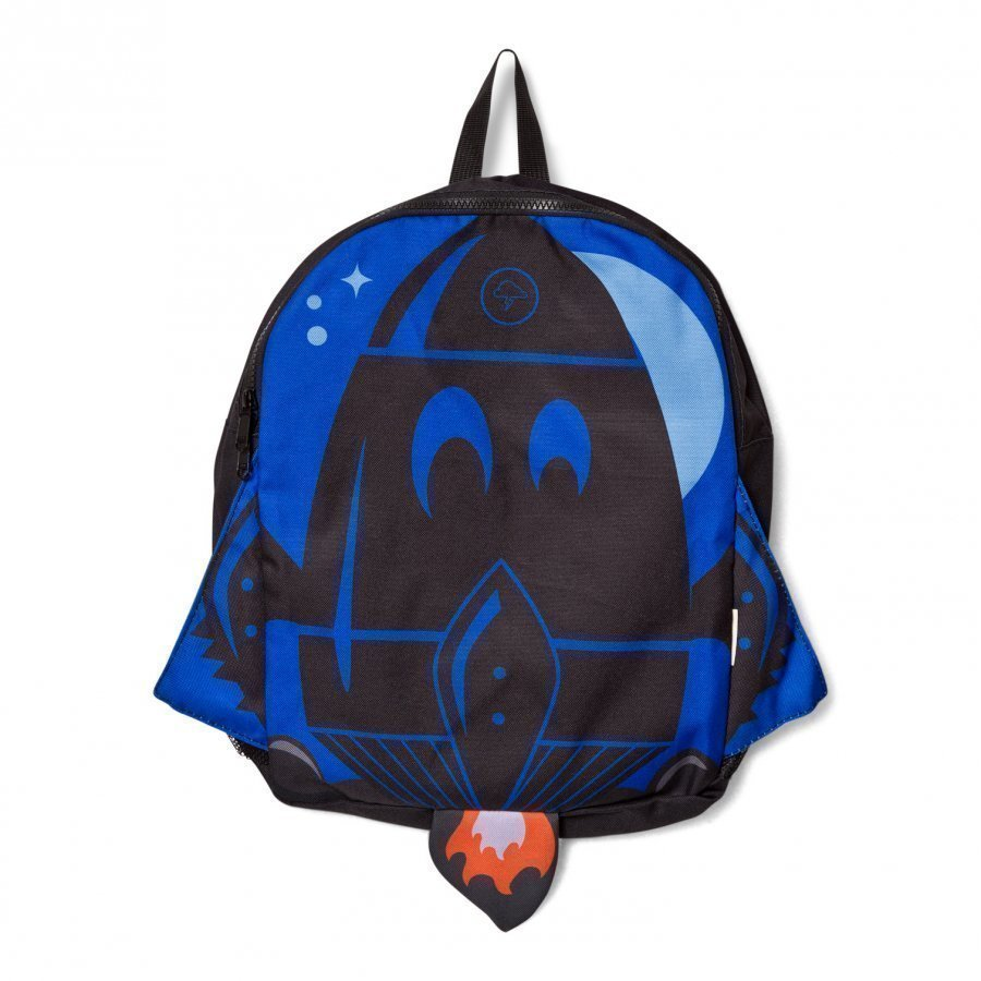 Billybandit Blue Rocket Backpack Reppu