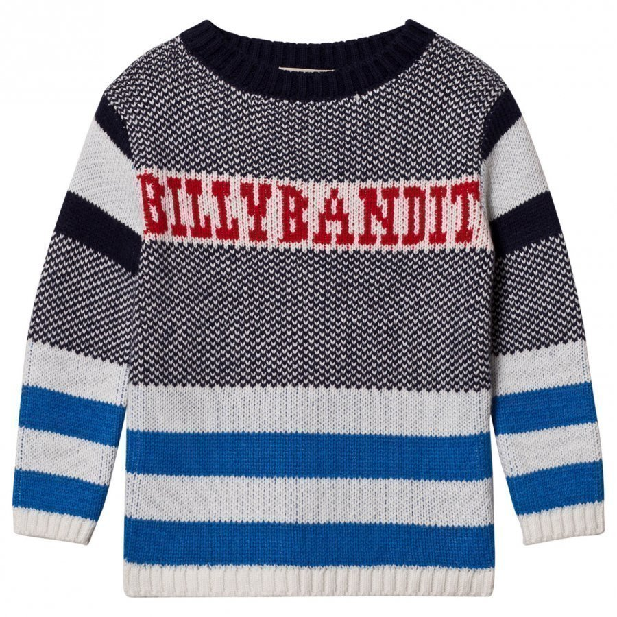 Billybandit Retro Branded Sweater Paita