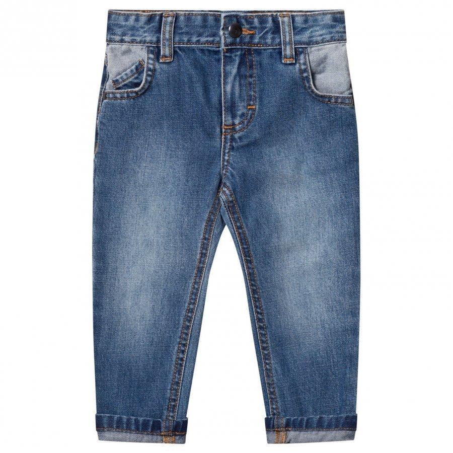 Billybandit Slim Fit Contrast Jeans Farkut