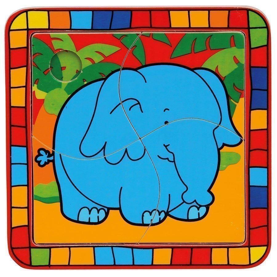 Bino Palapeli 4 Palaa Elefantti