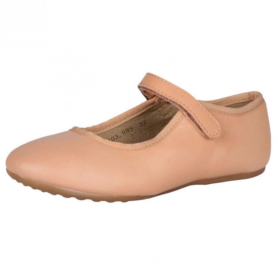 Bisgaard Ballerina Flats Nude Ballerinat