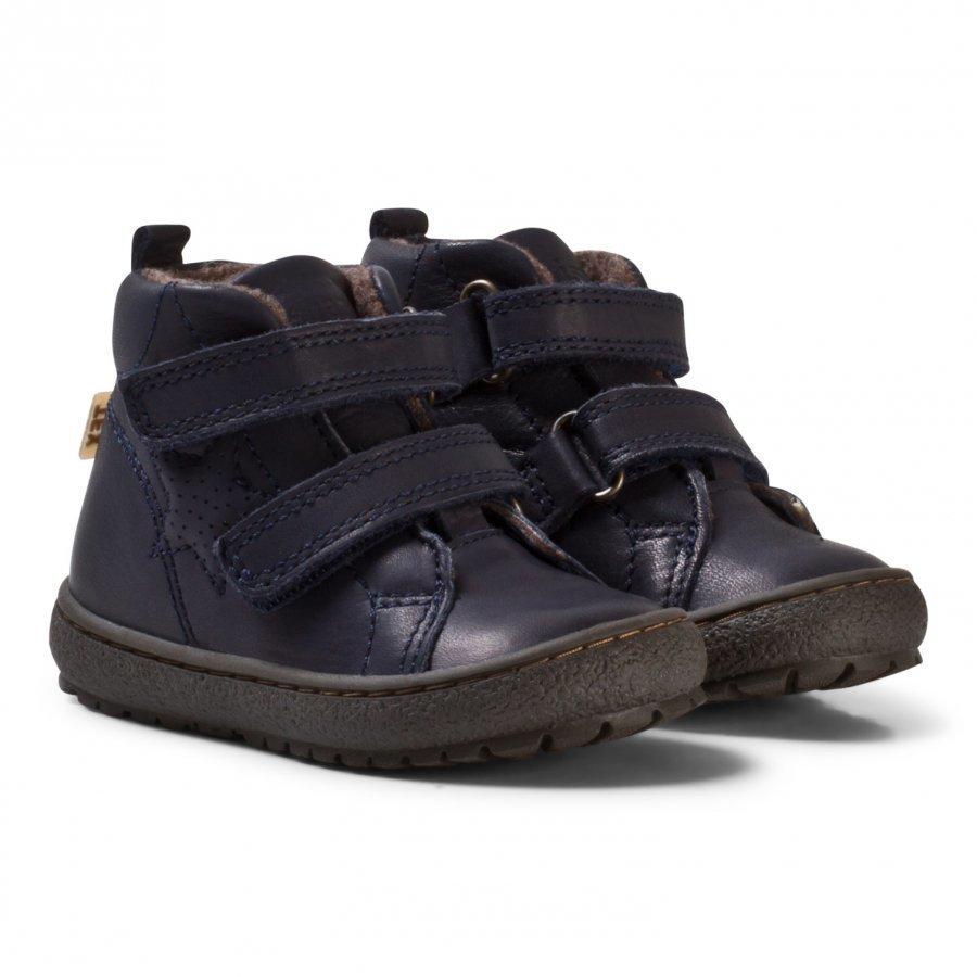 Bisgaard Boots Blue Nilkkurit