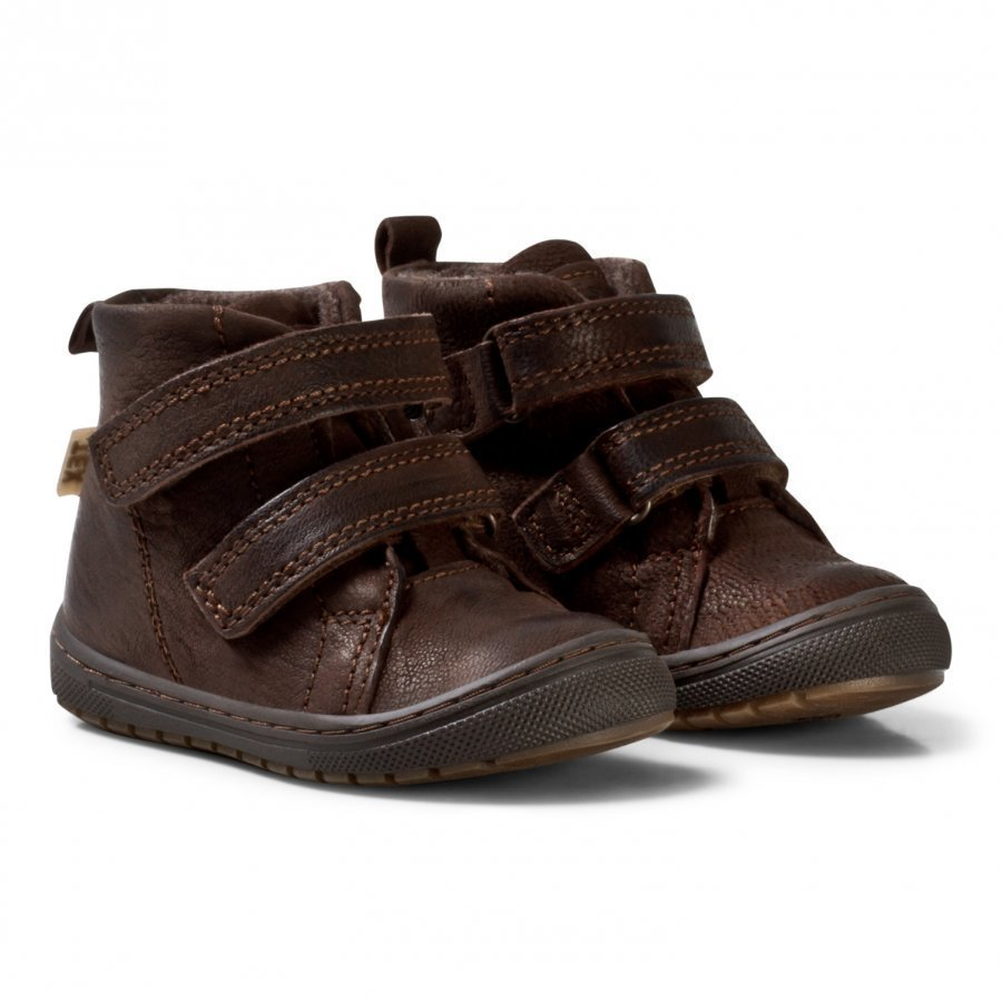 Bisgaard Boots Brown Nilkkurit