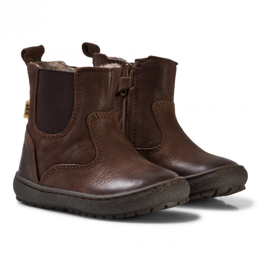 Bisgaard Boots Brown Nilkkurit