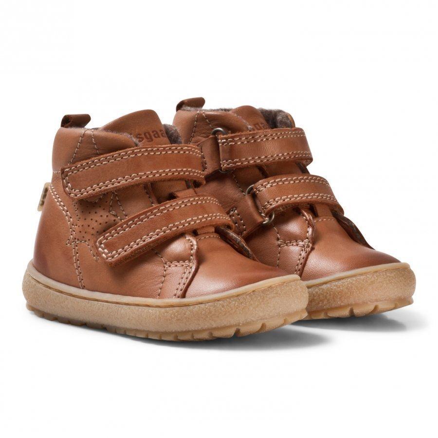 Bisgaard Boots Cognac Nilkkurit