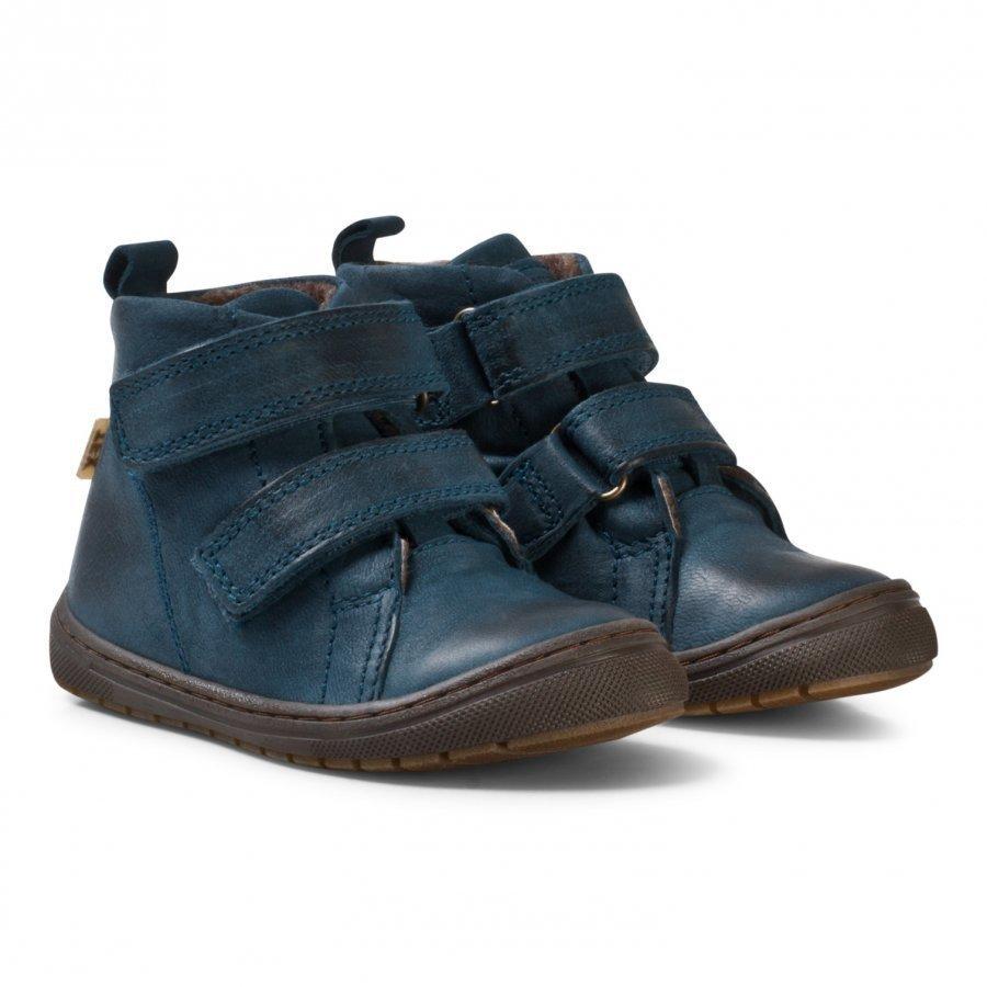 Bisgaard Boots Petrolio Green Nilkkurit