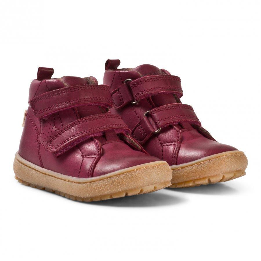 Bisgaard Boots Pink Nilkkurit