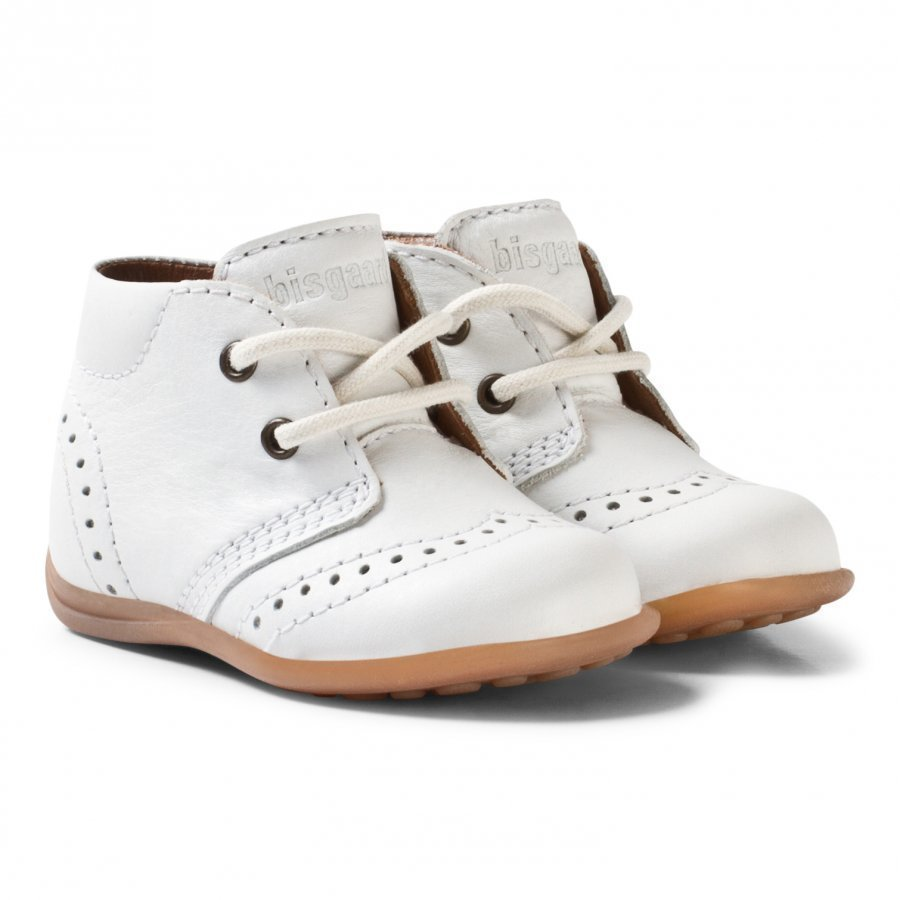 Bisgaard Prewalker White Vauvan Kengät