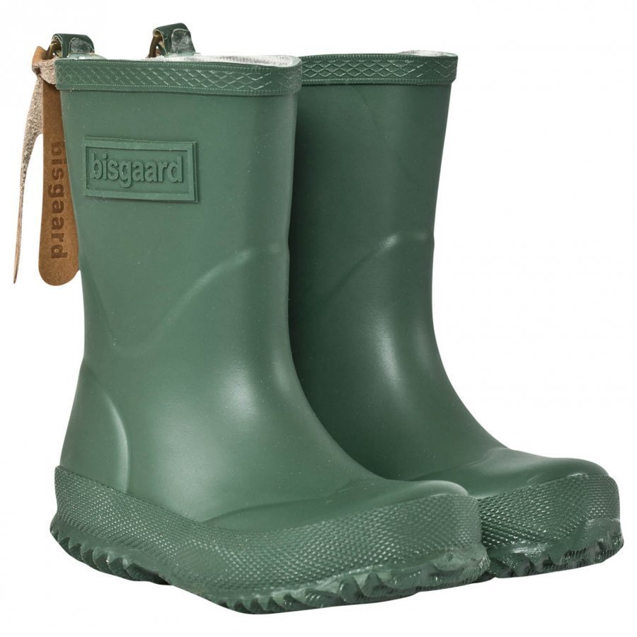 Bisgaard Rubber Boot Green Kumisaappaat