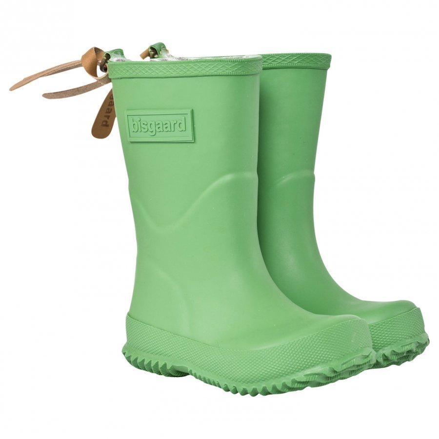 Bisgaard Rubber Boot Light Green Kumisaappaat