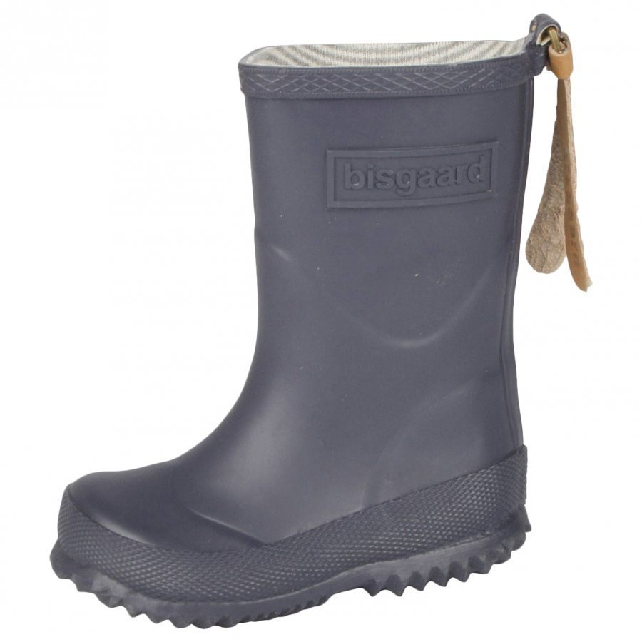 Bisgaard Rubber Boot Navy Kumisaappaat