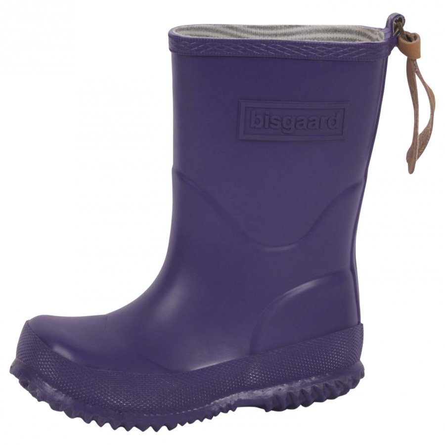 Bisgaard Rubber Boot Purple Kumisaappaat