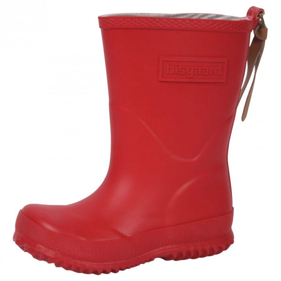 Bisgaard Rubber Boot Red Kumisaappaat