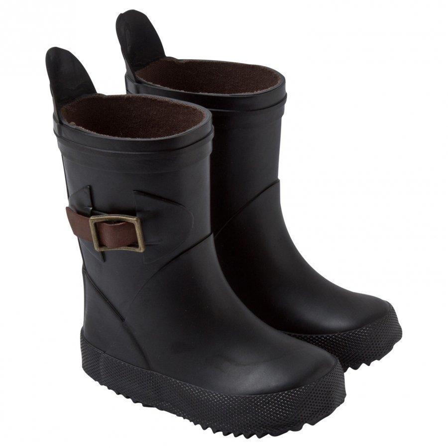 Bisgaard Rubber Boot Scandinavia Black Kumisaappaat