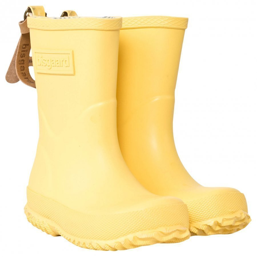 Bisgaard Rubber Boot Yellow Kumisaappaat